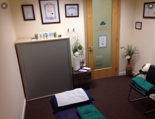 Treatment Room!